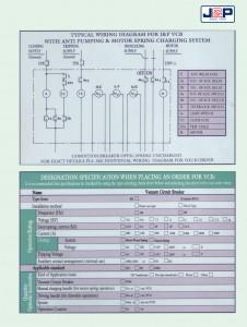Typical Wiring Diagram J&P VCB 4